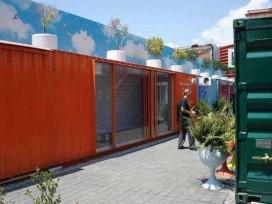 Cidade container no México