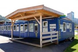 Container comunitário