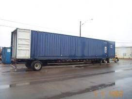 Container de 53 pés