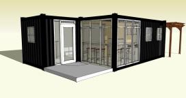 Container loja