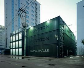 Containers pelo mundo
