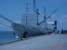 Operações portuárias