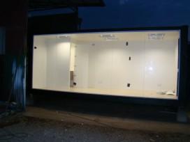 Loja / Plantão / Stand de vendas modelo 2