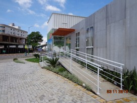 Loja / Plantão / Stand de vendas modelo 5